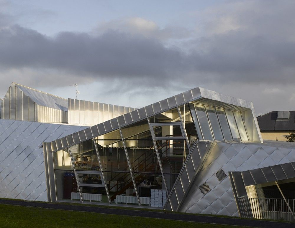 Gallery of Regional Cultural Centre MacGabhann Architects