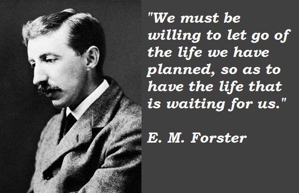E M Forster Titles For Essays - image 4