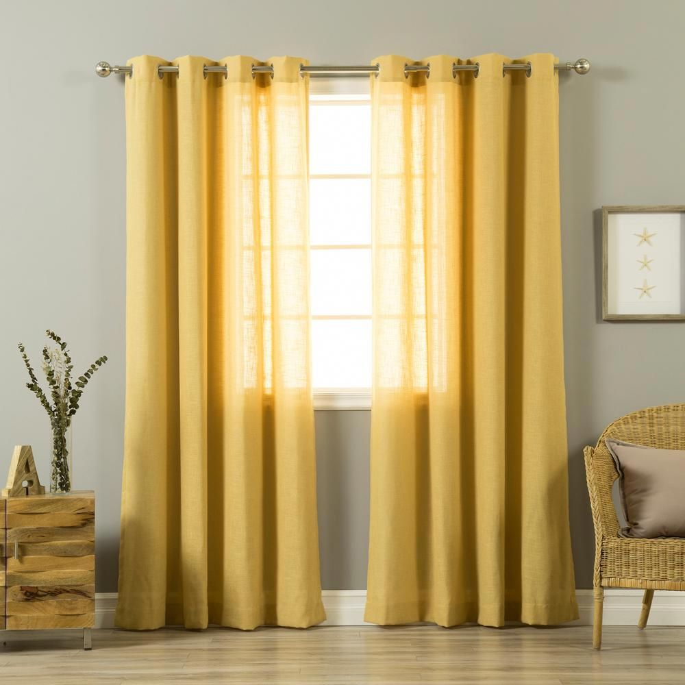 How To Build A Dressing Room In 2020 Yellow Curtains Living