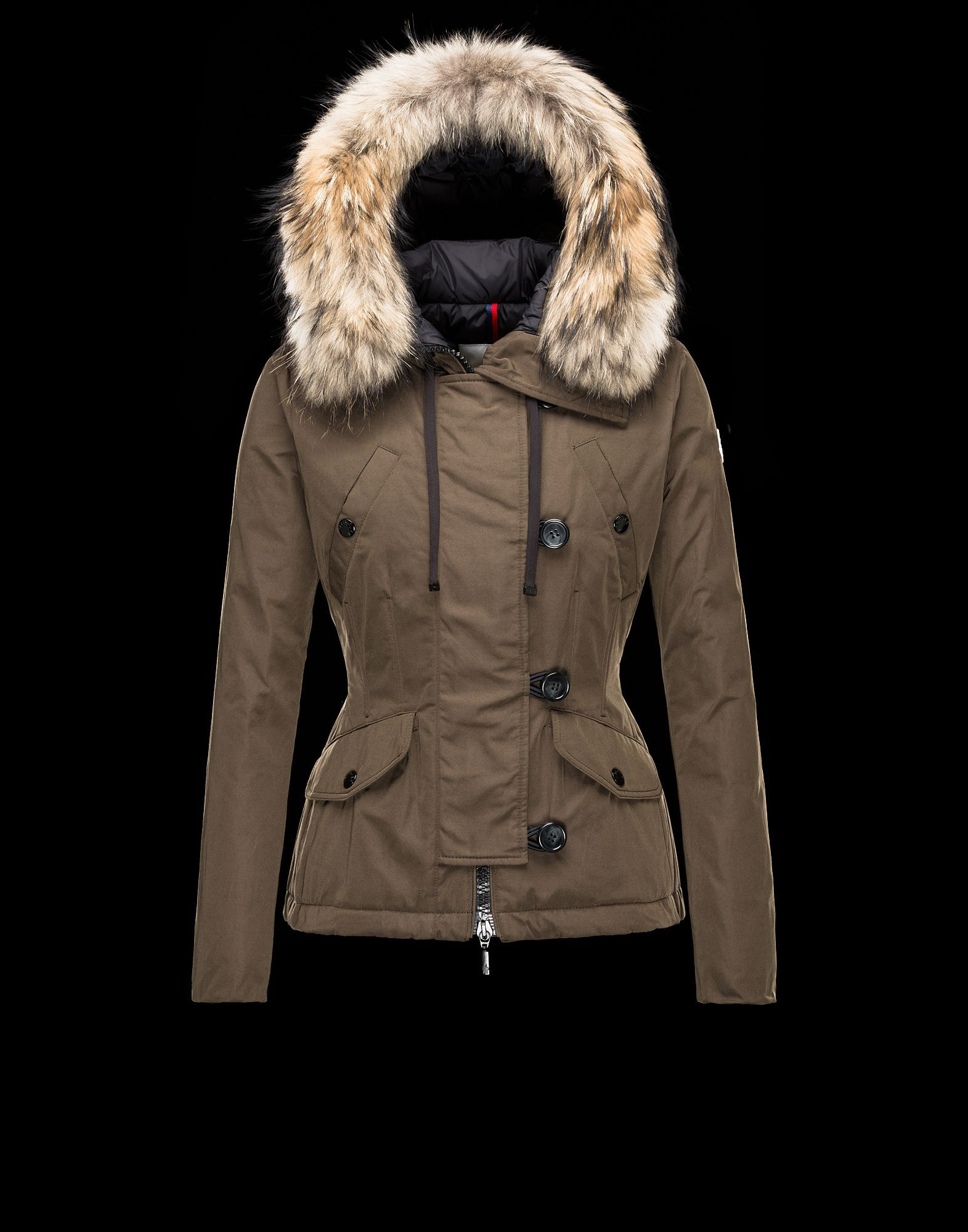 8a207715b22f Jacket Women Moncler - Original products on store.moncler.com