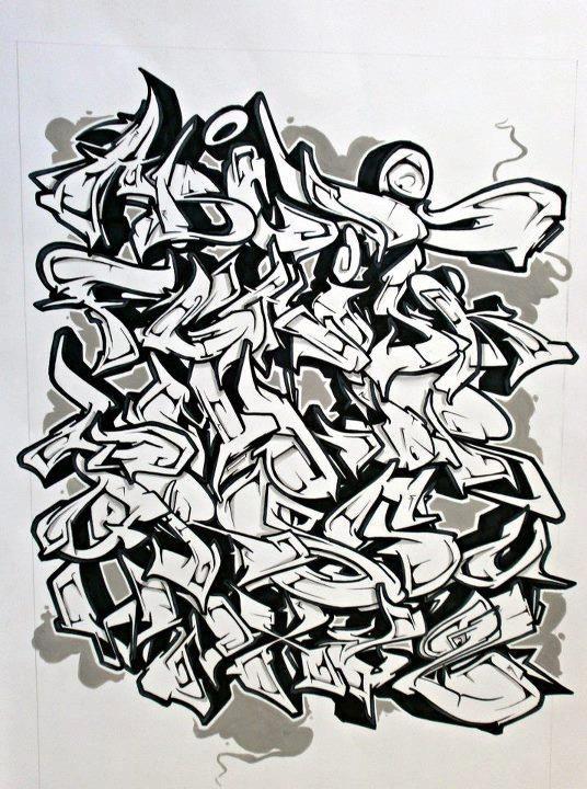 graffiti letters a-z - Pesquisa Google | letras ...