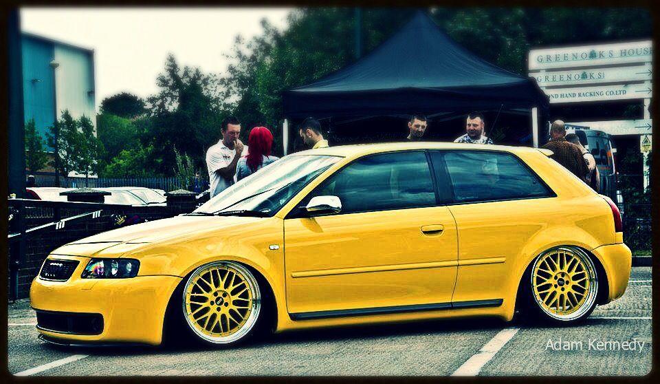 Imola Yellow Audi S3 8l Audi Pinterest Audi A3 And Cars