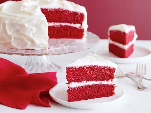 Red Velvet Cake Recipe Cake Recipes Food Network Recipes Best Cake Recipes