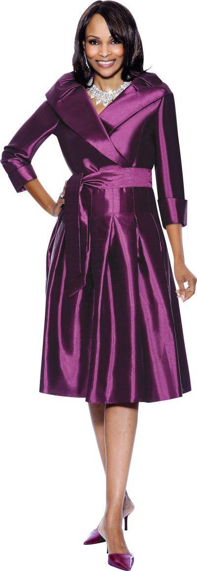 Terramina 7302 Womens Church Dress image | First Lady Dresses ...