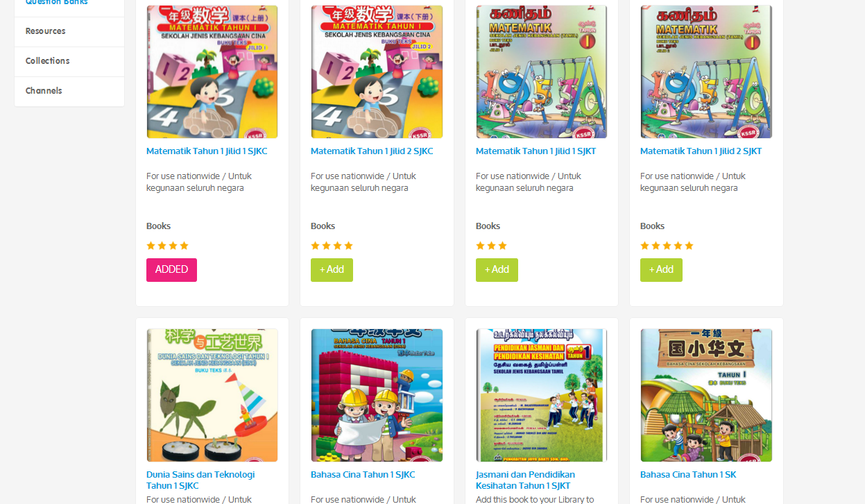 Online Malaysian Textbooks For Sk Sjkc And Sjkt Parenting Times Textbook Kids Education Parenting
