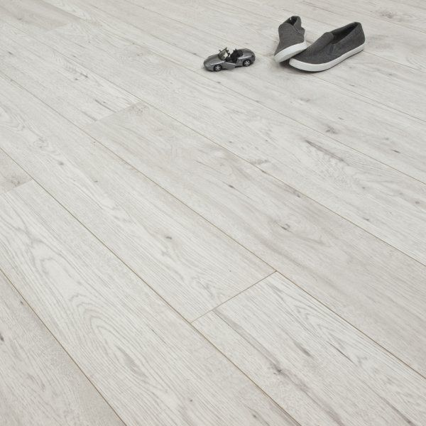 Rough Sawn Bleached Hickory 10mm V Groove Ac4 176m2 From Discount