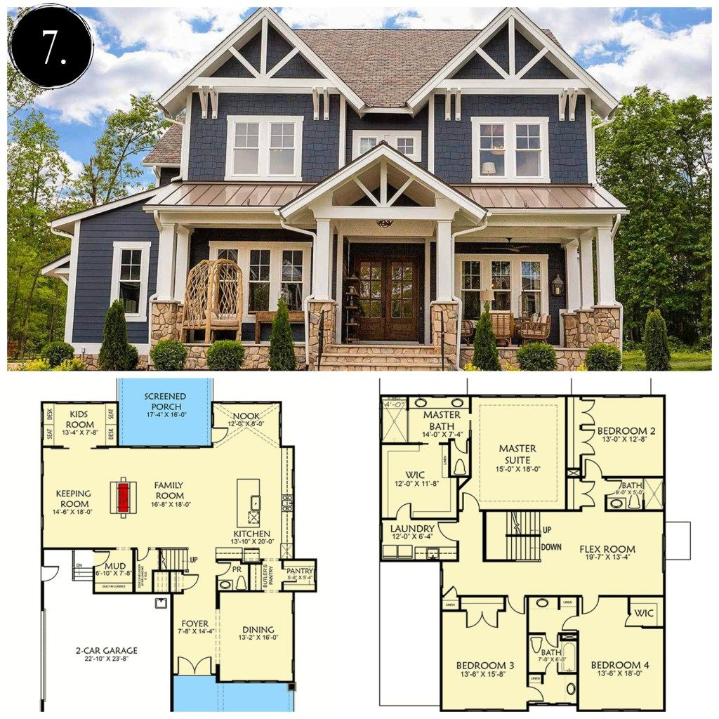 12 Modern Farmhouse Floor Plans Modern Farmhouse Floorplan Farmhouse Floor Plans Modern Farmhouse Plans