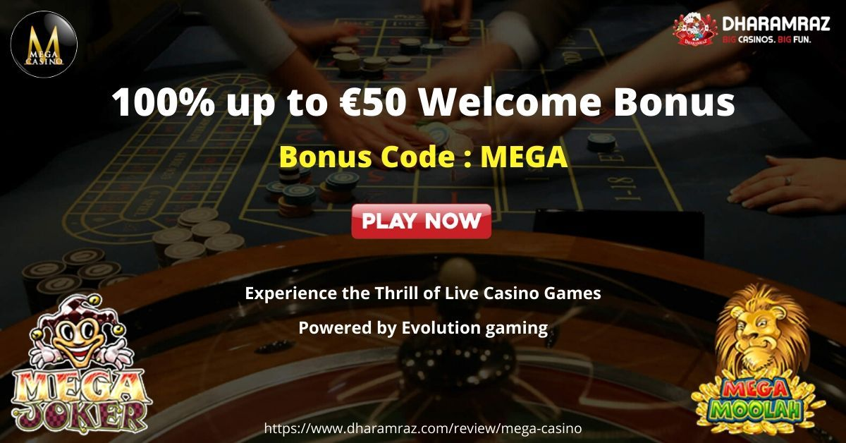 Mega Casino Login