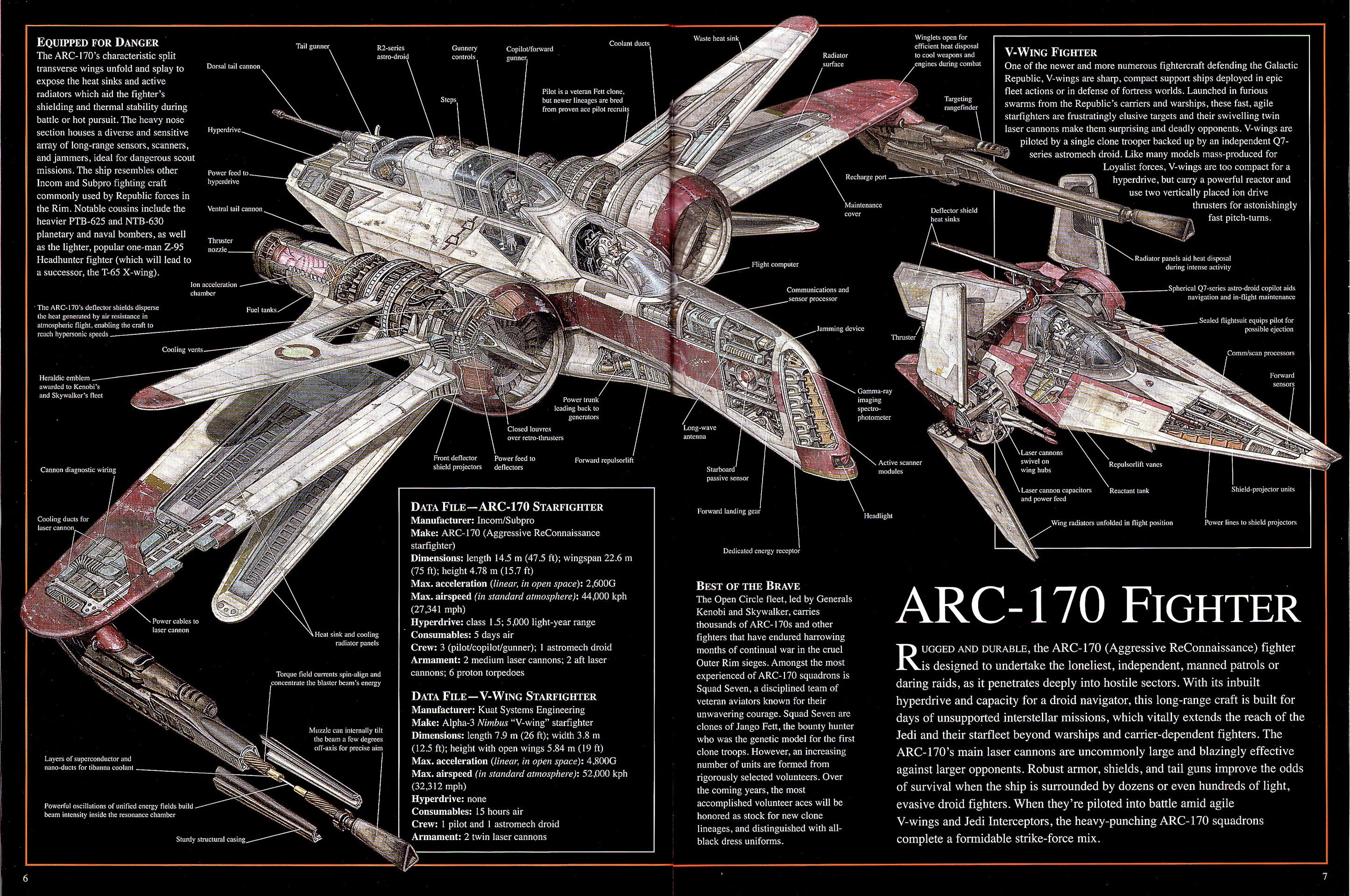 star wars the force awakens incredible cross sections ...