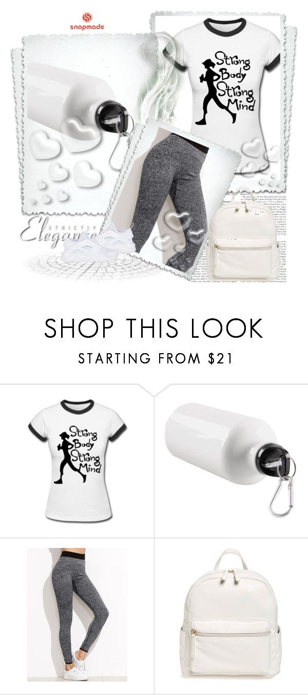"""SNAPMADE 20"" by anidahadzic ❤ liked on Polyvore featuring BP., NIKE and Valentino"