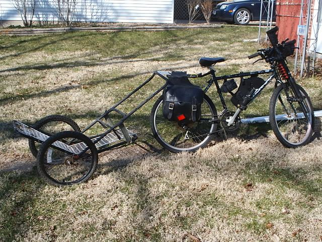 Bug Out Biking Hipoint Firearms Forums Bicycle Bicycle Cargo Trailer Powered Bicycle