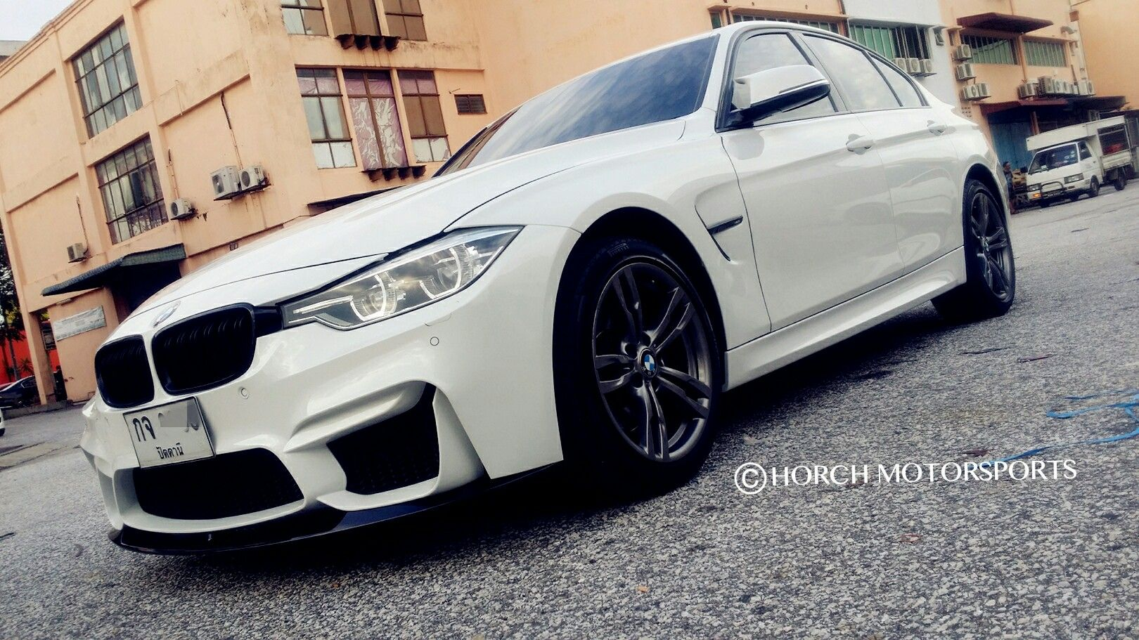 Vip Of The Day All The Way Frm Thailand M3 Body Kit Done