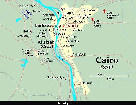 Cairo Map httpholidayq8comcairomaphtml My News