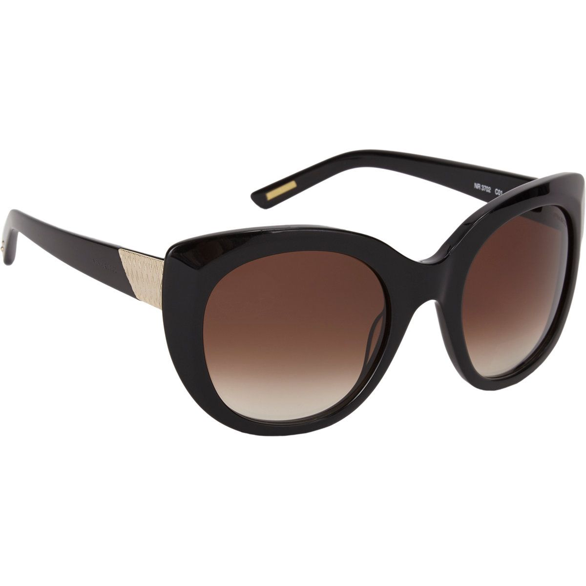 Nina Ricci Oversized Cat-Eye Sunglasses