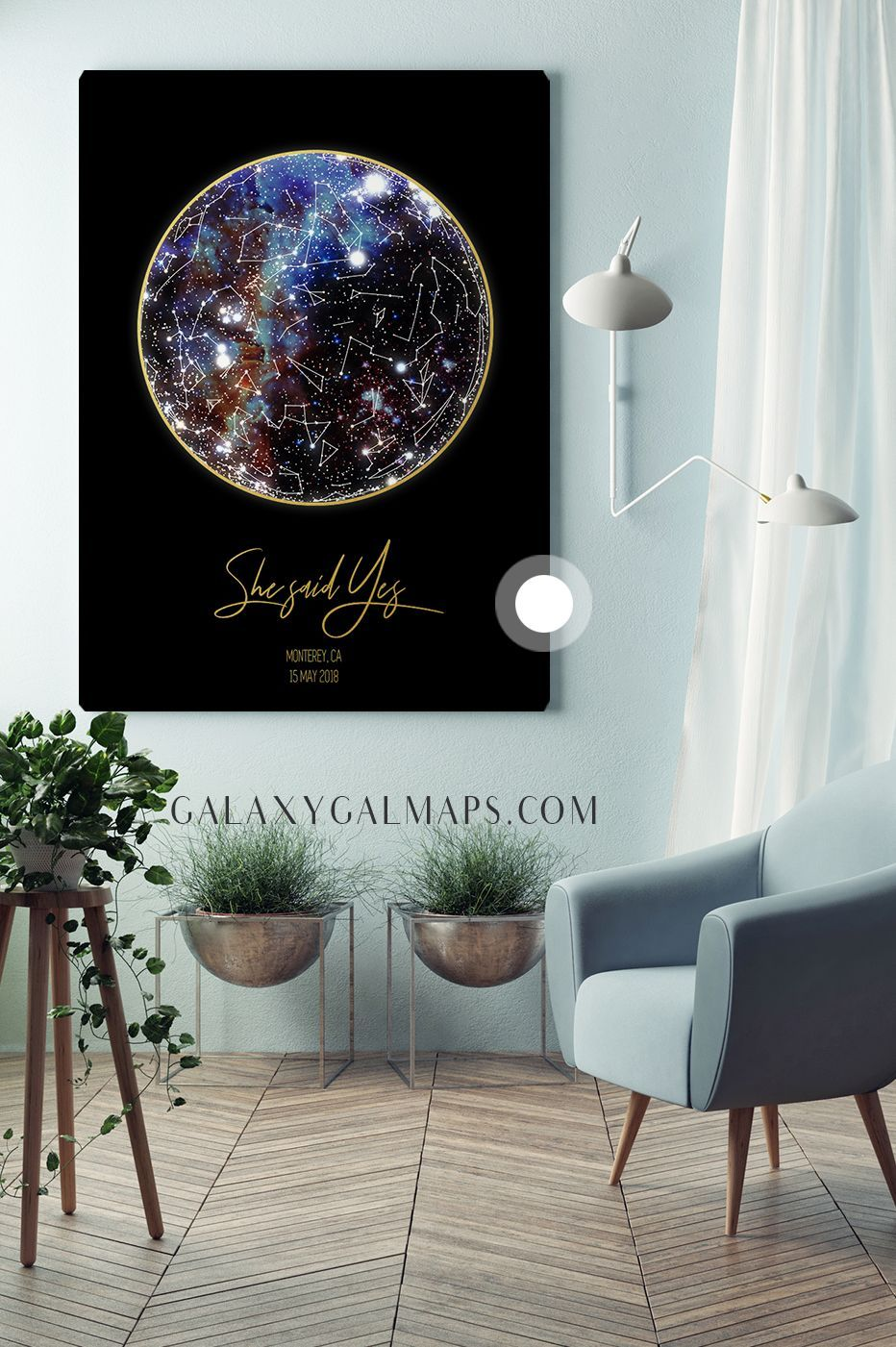 Custom star map world map guest book canvas wedding gift for bride custom star map world map guest book canvas wedding gift for bride and groom travel gumiabroncs Images