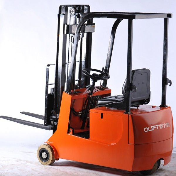 Olift small size 3-wheels electric forklift truck | alibaba