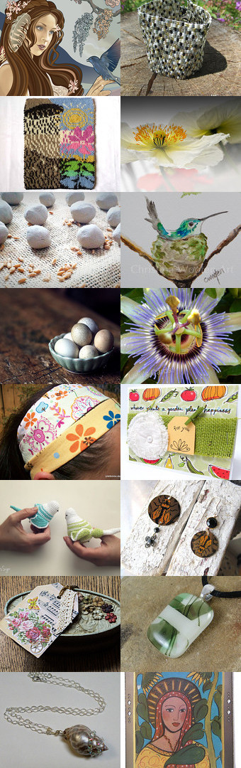 Mother Nature by Christie Morgans on Etsy--Pinned with TreasuryPin.com