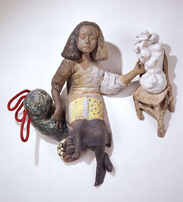 Arthur Gonzalez: A Short History of the World | Ceramic