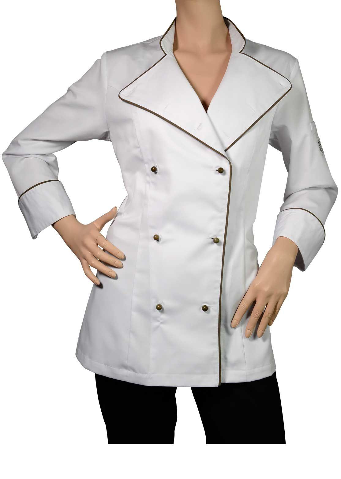Verona lady jacket  chefworks  8d2ed1686292