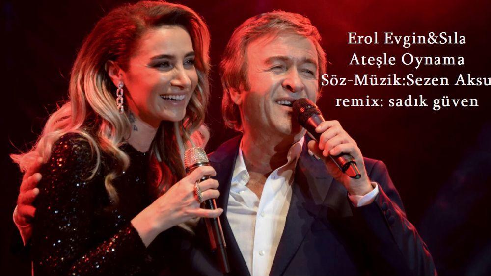 Erol Evgin Sila Atesle Oynama Remix Sadikguven Remix Youtube Remix Music Clips Songs