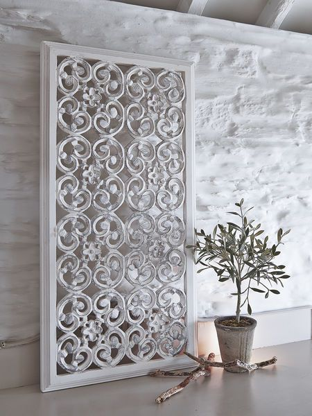 Graphic Wood Wall Art - Whitewashed (Square)   Home   Pinterest ...