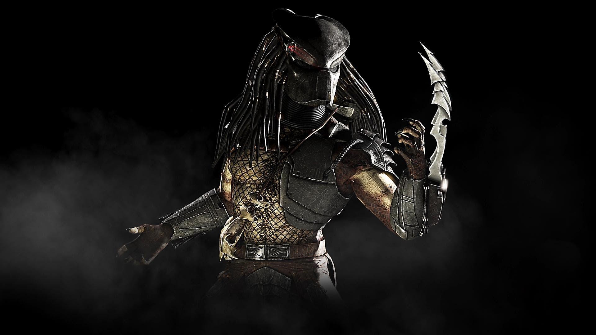 Predator Mortal Kombat X | bigphoto | Mortal kombat x