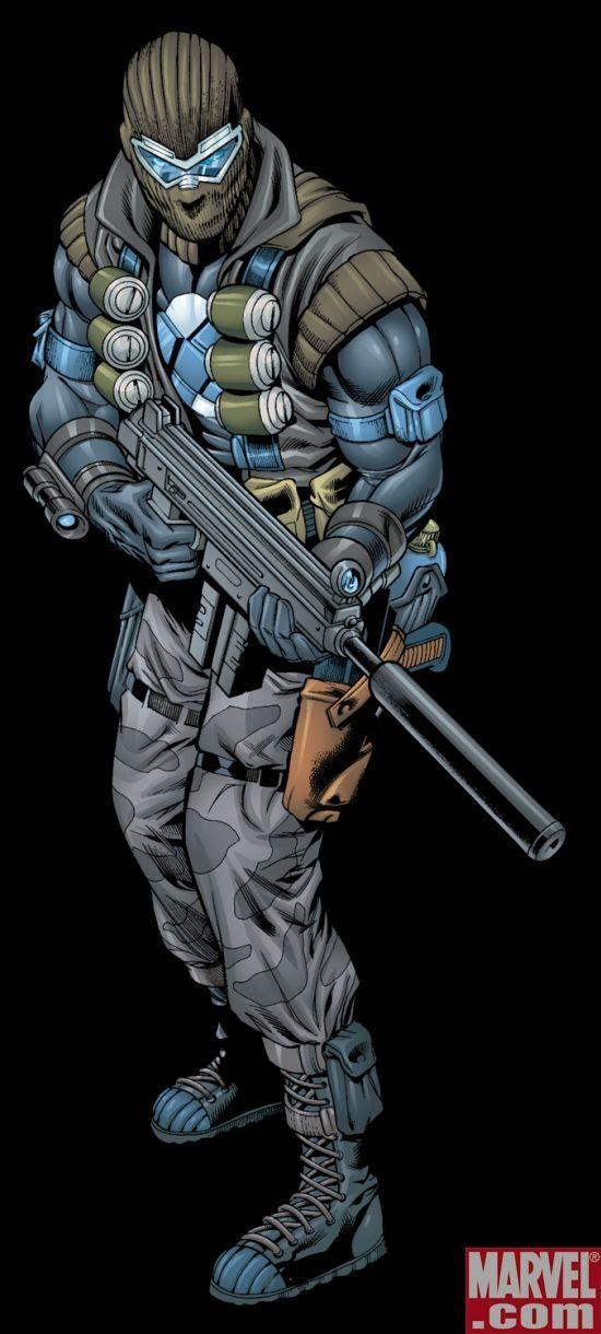 Agent Zero Marvel Superheroes Marvel Characters New Avengers