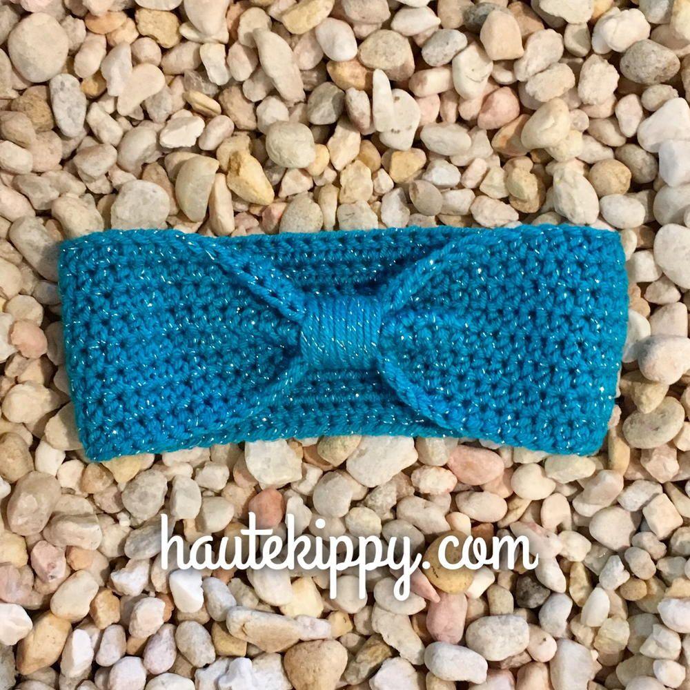 Tisha Bow Headband | Blusas y Botas