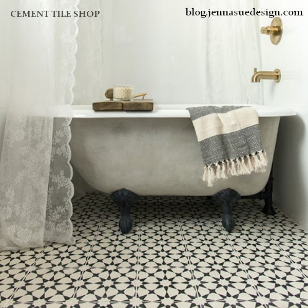cement tile shop encaustic cement tile agadir white