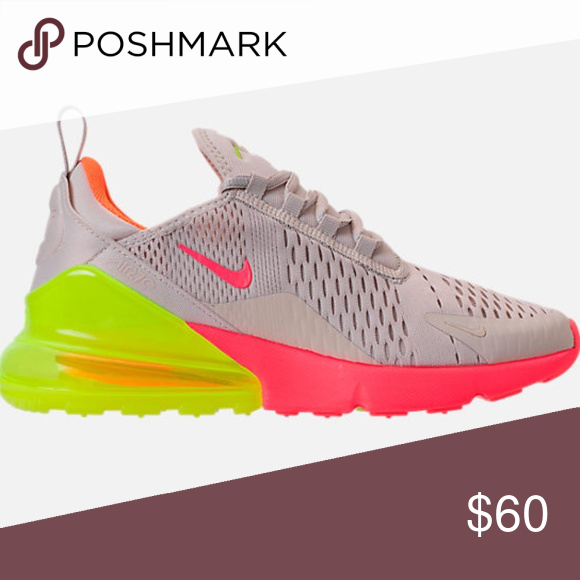 Nike Air Max 270 Neon Pink \u0026 Neon