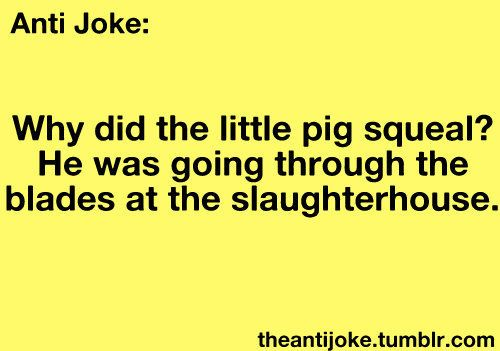 Animal | Anti-Jokes