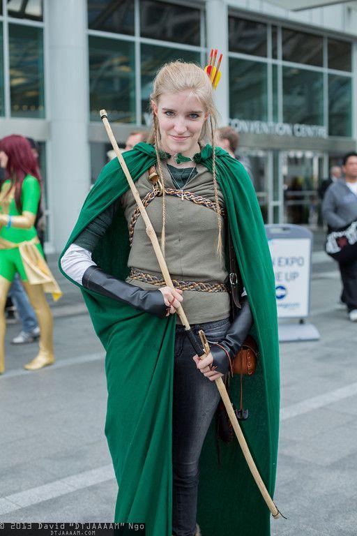Legolas Greenleaf, Fan Expo Vancouver 2013 - Saturday ...