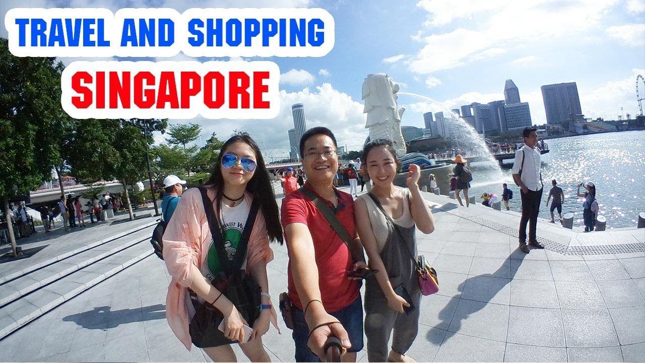 DU LỊCH SINGAPORE ▶ Trải nghiệm Thiên đường Mua sắm, cảnh đẹp, đường phố...