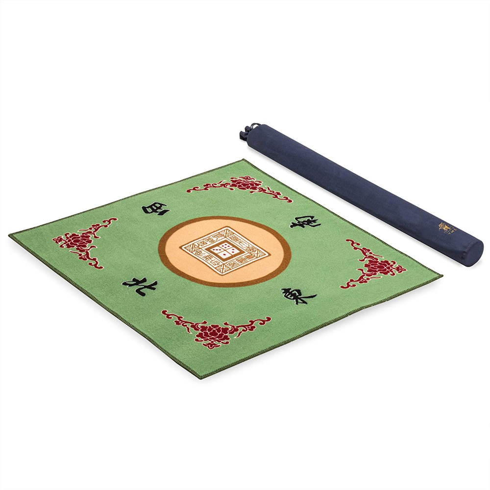 Yellow Mountain Imports Table Cover for Poker, Card Games