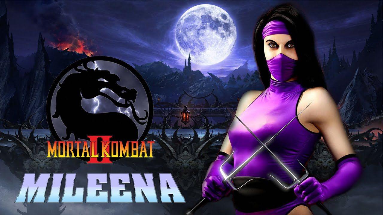 Her Calves Muscle Legs: Mortal Kombat 9 Mileena CALVES