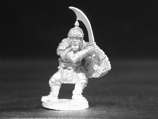 Lance and Laser -  Warchest - 21105 - Hobgoblin Warrior