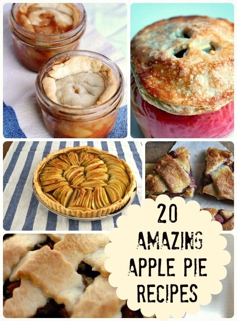 20 Tasty Apple Pie Recipes: Our Favorite Fall Desserts