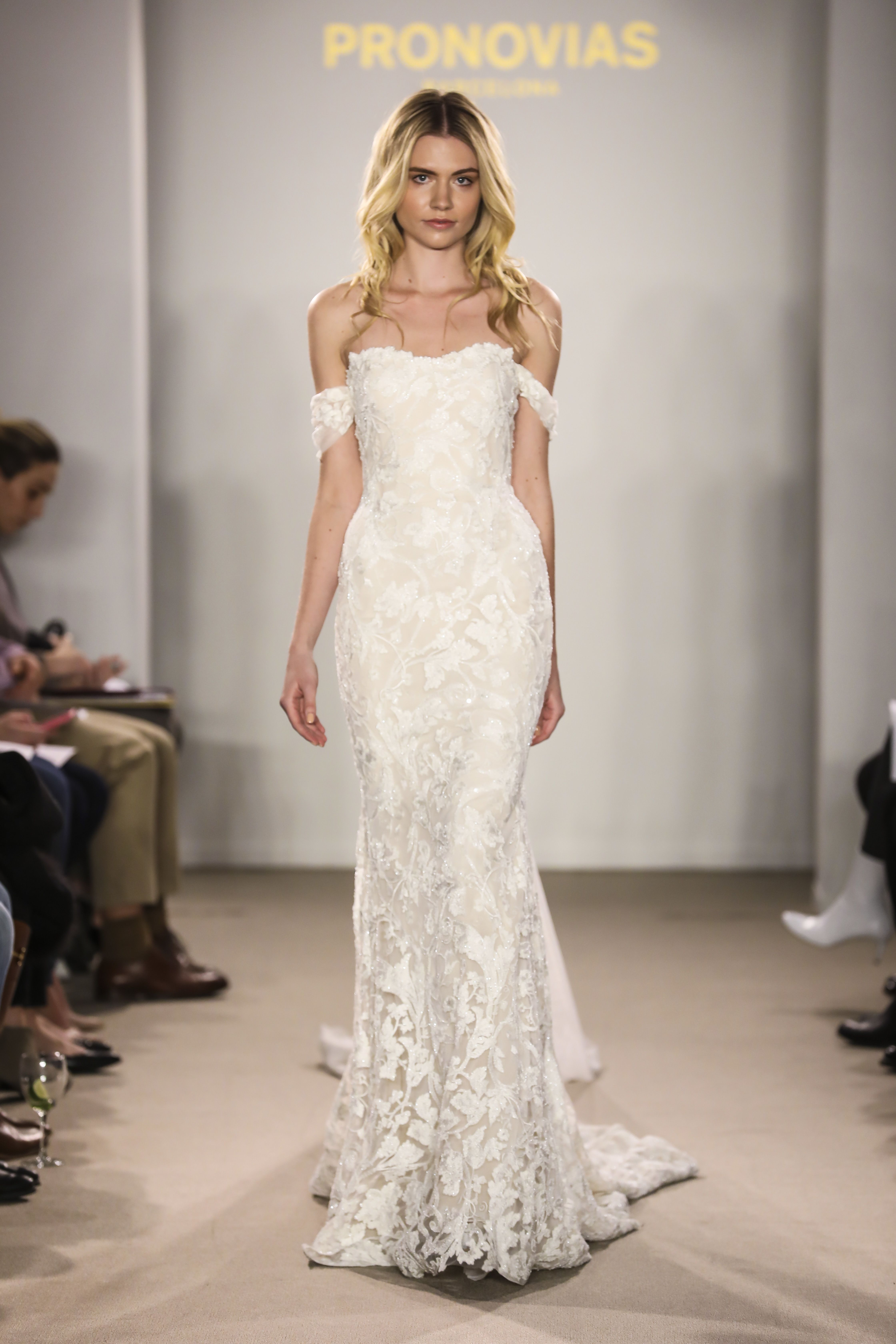 The new atelier pronovias collection is here and itus gorgeous
