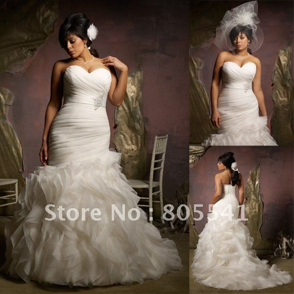 17 Best images about Plus size wedding dresses on Pinterest ...