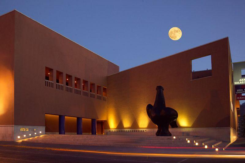Exterior | MARCO, Museo de Arte Contemporáneo de Monterrey ...
