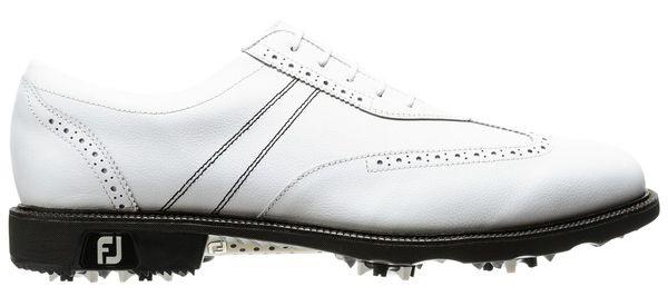2c97e0fbd FootJoy FJ Icon Brogue Golf Shoes White   Fore Golf   Zapatos de ...