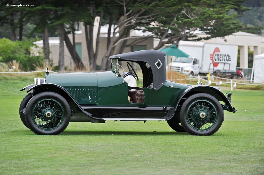 Auction Results And Sales Data For 1918 Stutz Series S Classic