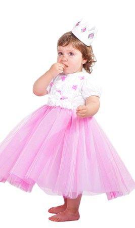 disfraz de princesa tul infantil