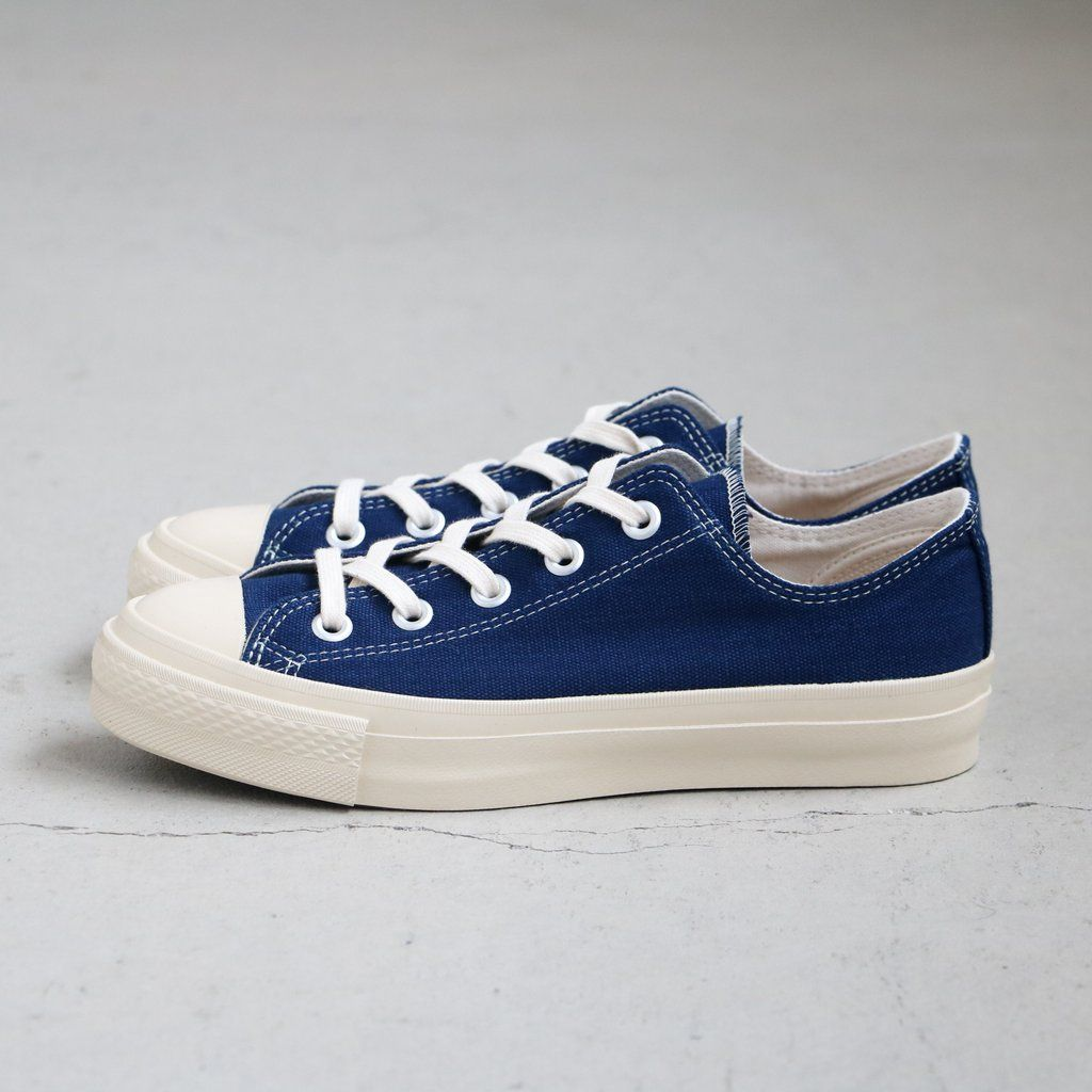 DOEK SHOE INDUSTRIES - DOEK BASKET #navy