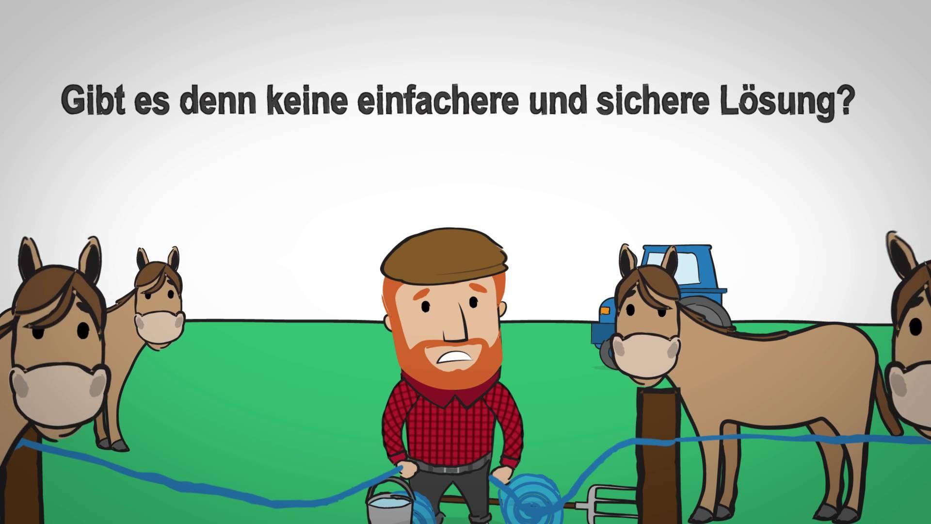 Litzclip® für Pferdehalter