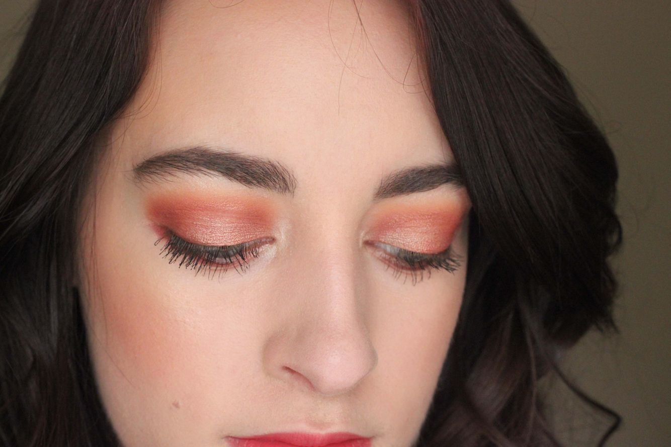 Makeup Geek Eyeshadows All Warm Toned Based Of A Look By Jaclyn Hill Youtube Makeup Artist Youtube Makeup Artists Youtube Makeup Makeup Geek