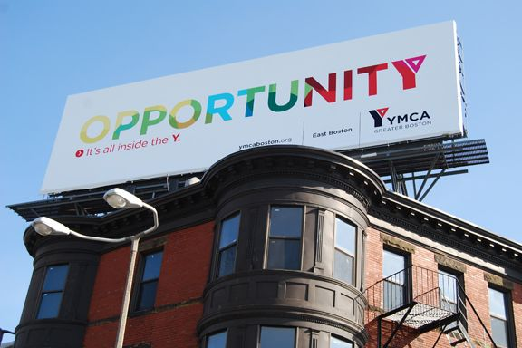 Billboard For The Greater Boston Ymca Our Work Pinterest Best Greater Boston Ideas