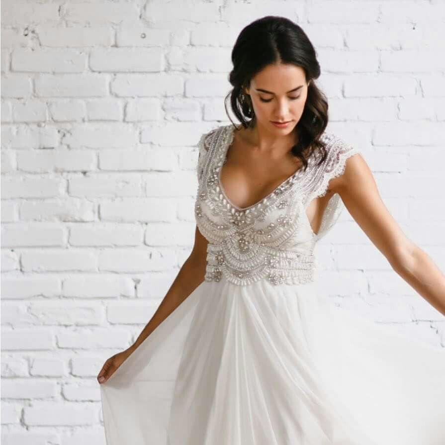 Coco gown | Anna Campbell