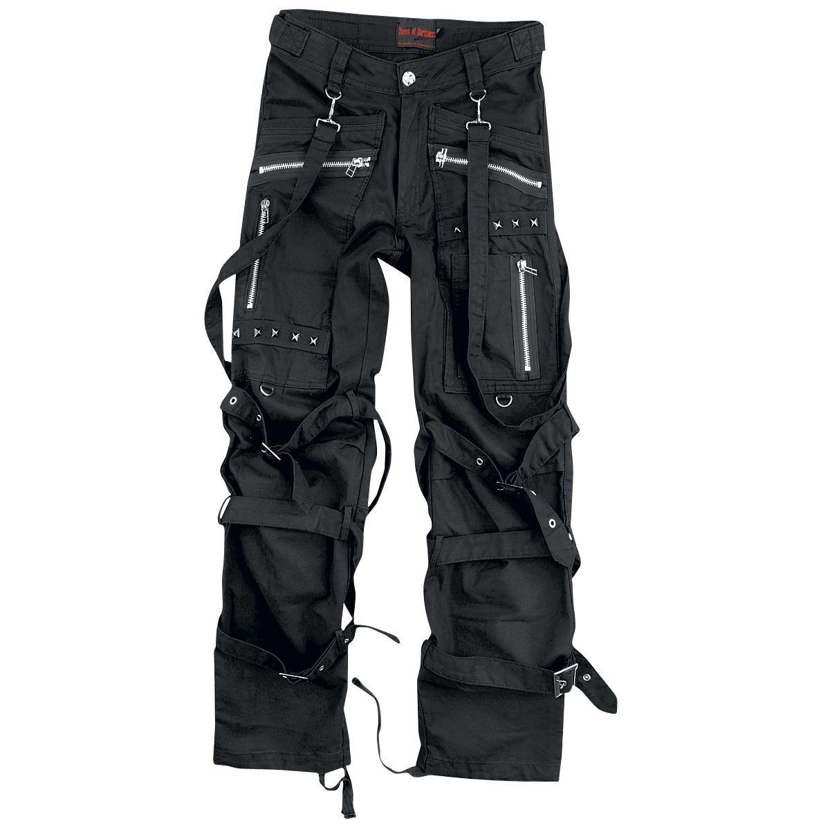 Housut - Housut - Male Gothic Pants