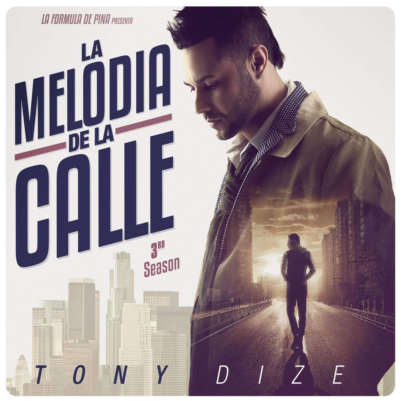 Tony Dize La Melodia De La Calle 3rd Season 2015 Falco